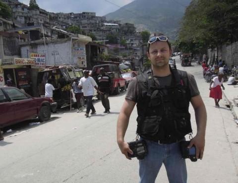 Haïti vu par Gimmy Desbiens